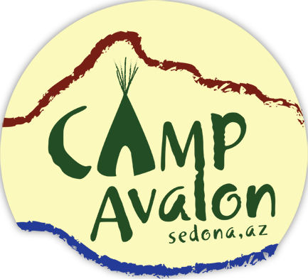 Camp Avalon Logo